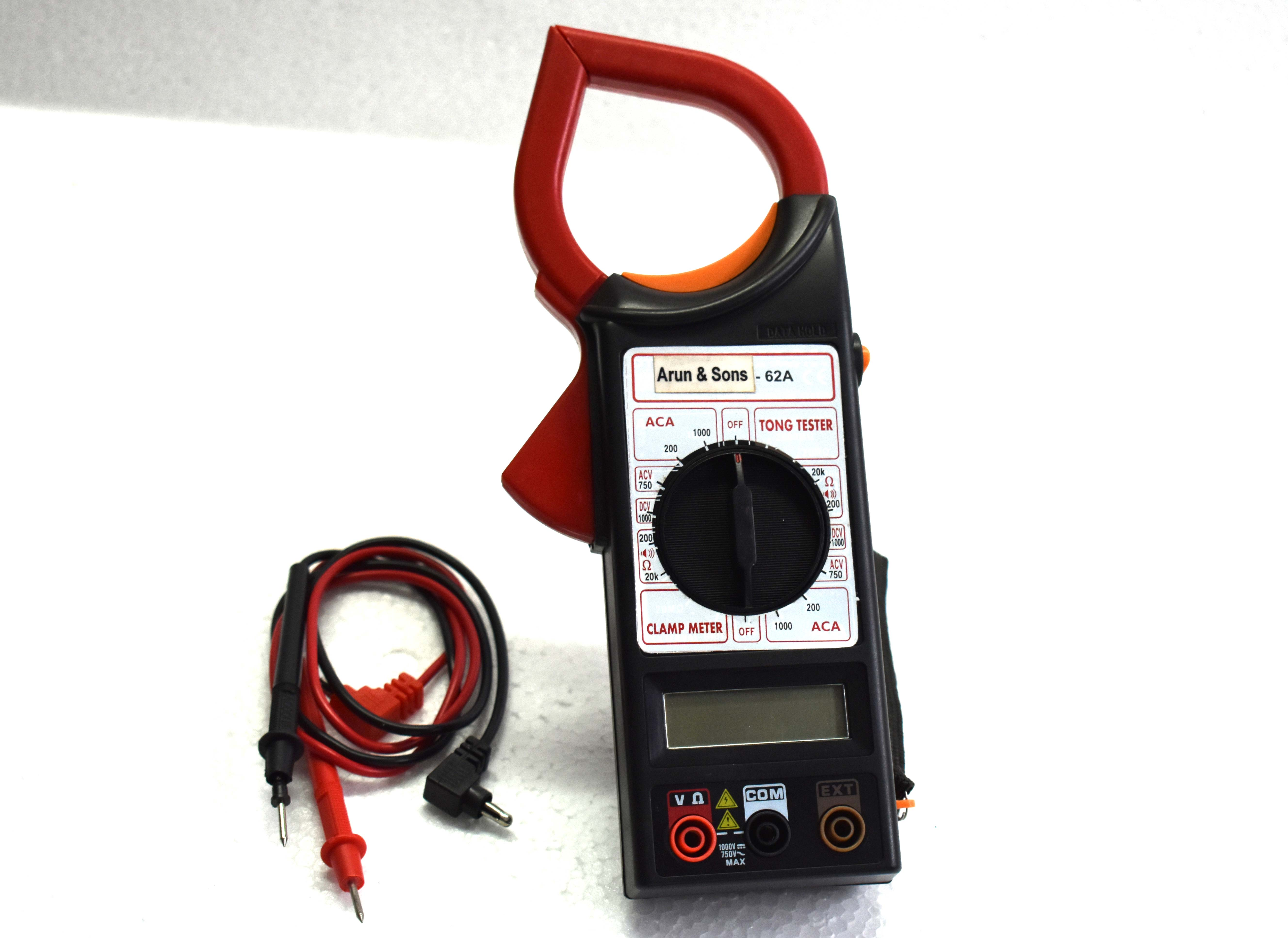 AC-CLAMP-METER-62A Image
