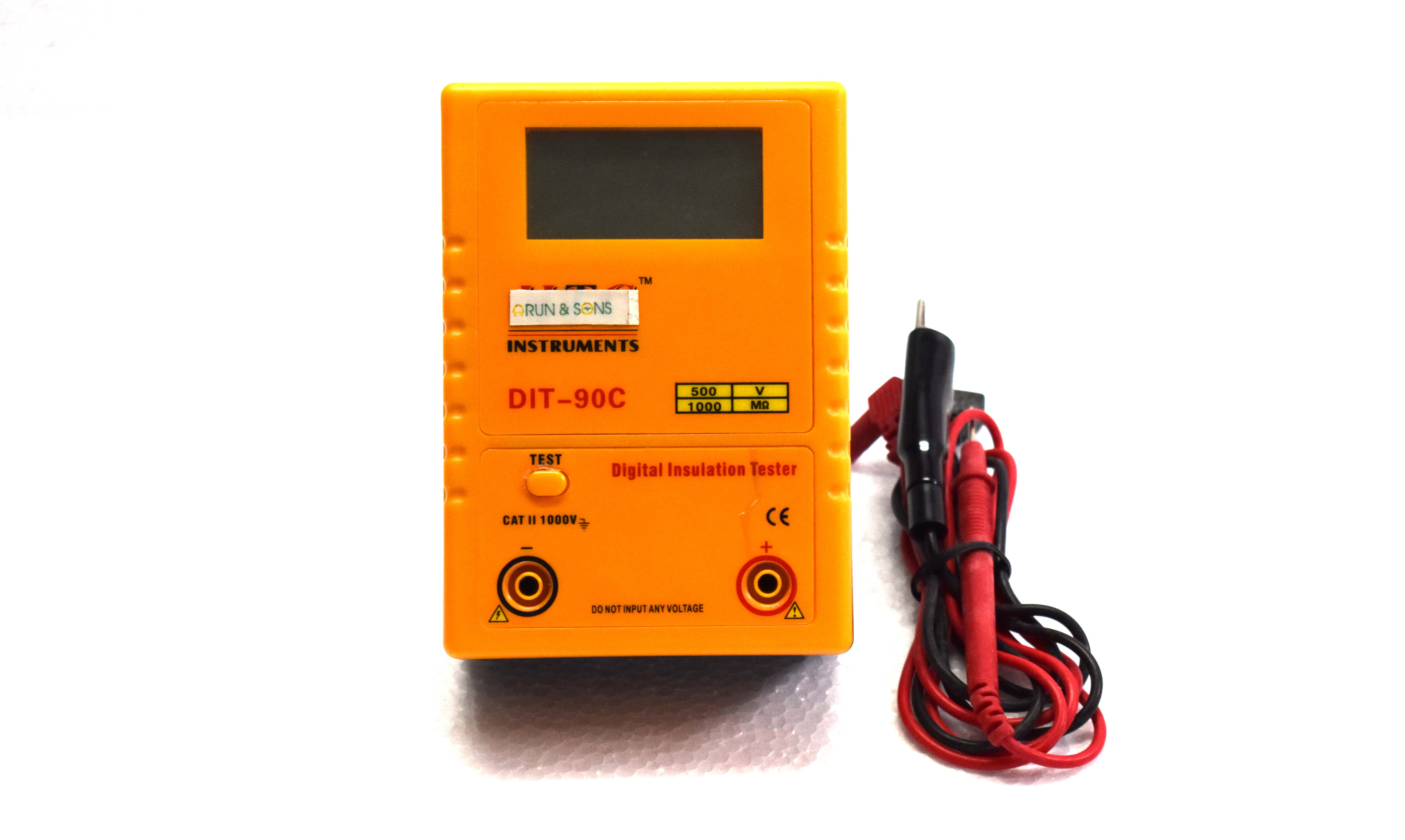 INSULATION-TESTER Image